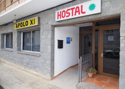 Hostal Apolo XI, Aínsa